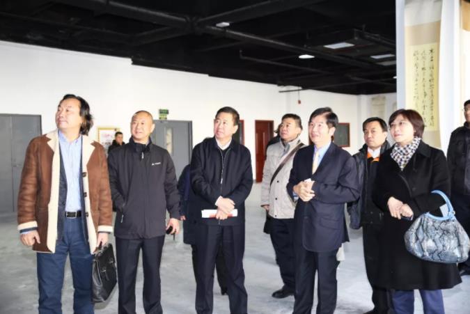 台湾书法家陈志声书法展在省会隆重开幕